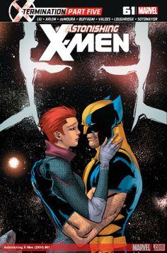 Comic Book Review: Astonishing X-Men #61