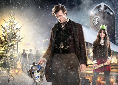 BBCAMERICA: The date & time are here! ...Matt Smith's final episode, The Time of the Doctor premieres Dec 25 at 9/8c on BBCAMERICA