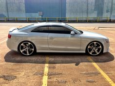 Parallel Parking... Audi A5 Coupe, Audi Rs5, Audi Quattro, Honda Fit, Audi Sport, Sports Sedan, Car Car, Luxury Cars, Dream Cars
