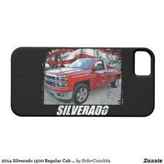 2014 Silverado 1500 Regular Cab LT iPhone SE/5/5s Case