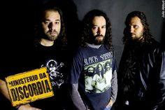 Desde sua fundação o MINISTÉRIO DA DISCÓRDIA vem trabalhando pra difundir não apenas seu nome, mas também de um dos estilos que mais o influencia na hora de compor: o Stoner Rock/Metal. Para ajudar…