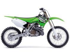 Kawasaki KX250 (2006)