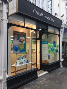 Have you visited our new #Cardiff Foot Clinic found in the Royal Arcade yet? #Podiatry   http://bit.ly/1D868WX