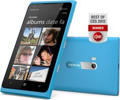 Nokia Lumia 900  The flagship model!