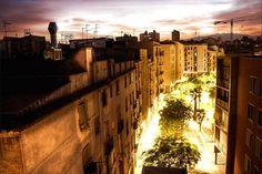 El Born District, Barcelona.