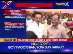 Miffed with Stalin's autocracy Duraimurugan offers to quit #NewsX #BreakingOnNewsX