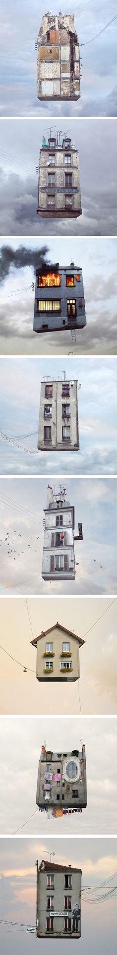 Laurent Chéhère on the LPP blog.  All images via the artist.