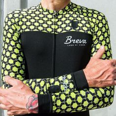 Race Cycling Jersey - Breva Kit