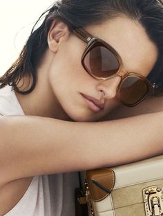 9efbd4e6f244 Spanish actress Penelope Cruz is back once again for the spring-summer 2014  campaign Loewe. This time