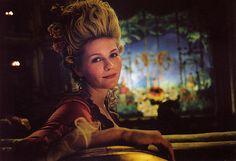Kirsten Dunst as Marie Antoinette, Sofia Coppola Film Sofia Coppola Movies, Marie Antoinette Movie, Best Costume Design, Beautiful Film, Kirsten Dunst, Columbia Pictures, Movie Costumes, Period Costumes, Drama Film