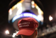 How Donald Trump came up with 'Make America Great Again' - The Washington Post