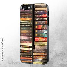 Book Kast Divergent Collage iPhone 4 4S 5 5S 5C 6 iPod Touch 4 5 Samsung Galaxy S5 S4 S3 Case Galaxy Note 3 Case