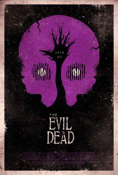 Fan Made EVIL DEAD PosterArt
