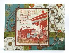 Stamps - Artistic Outpost Keeper