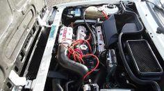 1984 LANCIA DELTA HF MARTINI TURBO 2WD M16 5 DR  Press Car For Sale