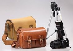Korea style DSLR camera bag for Canon Nikon Sony (Medium  size x 6 color)