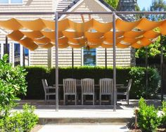 Contemporary Pergola Design, Pictures, Remodel, Decor and Ideas - page 8