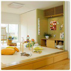 新しいわが家を考えるなら 和室って、いる?いらない?|すまい・すまいる|積水ハウス Washitsu, Japanese Apartment, Tatami Room, Asian House, Home And Living, Living Room, Japanese Interior Design, Minimalist Room, Japanese House