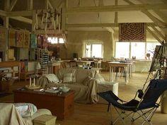 art studio http://media-cache2.pinterest.com/upload/41447259040157997_dL0qBqcj_f.jpg sondra craftyness