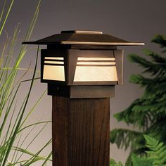 luminaire exterieur japonais
