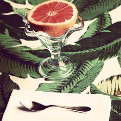 Modern grapefruit spoon KNORK