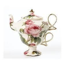 beautiful teapot