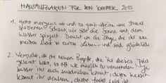 Dieser Lehrer stellt seinen Schülern die wahrscheinlich beste Hausaufgabe der Welt für die Sommerferien