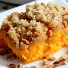 Mom's Sweet Potato Casserole