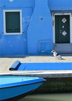 \ Last days of summer in Burano, Italy