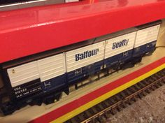 Balfour Beatty VDA by Hornby , mint. Acquired 08/08/15 at Bexhill MRE 08/08/15