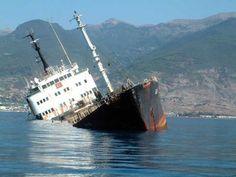 Significado de sonhar com naufrágio