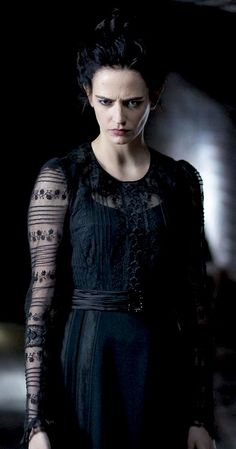 Vanessa Ives Eva Green totally deserves an Emmy for her extraordinary, amazing and astonshing performance.