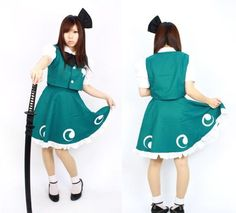 Thanksgiving Touhou Project Cosplay Youmu Costume Sell Online