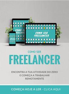 Descobre os sites nos quais podes começar a trabalhar online como freelancer e fazê-lo de forma remota a partir de qualquer lugar!
