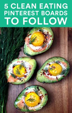 These delicious, healthy recipes let whole foods shine and kick processed crap to the curb. #cleaneating #recipes http://greatist.com/eat/clean-eating-recipes-pinterest-boards-to-follow-in-2016