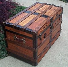 I would love an old sea chest.
