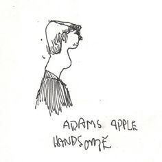 adams apple