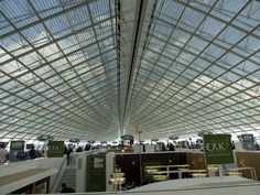Charles de Gaulle International Airport, Paris