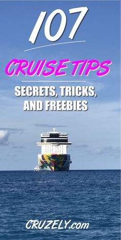 107 Best Cruise Tips, Tricks, Secrets, and Freebies Packing For A Cruise, Cruise Travel, Cruise Vacation, Vacations, Best Cruise, Cruise Port, Cruise Tips, Alaska Travel, Alaska Cruise