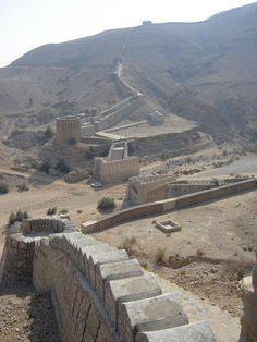 Ranikot Castle Jamshoro, Sindh, Pakistan