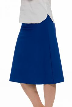 Ladies A-line Swim Skirt: Splash Park Outfits - Shirts and Skirts that can get wet!