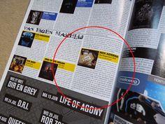 Aardschok Magazine - Nox Aeterna - The Desperation Deal
