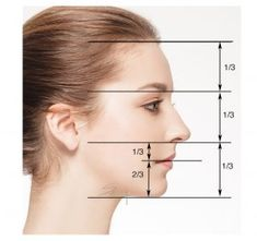 Facial proportion - Side - Rhinoplasty