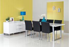 Ice 7 Piece Dining Suite | Super A-Mart