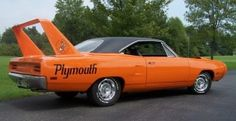 1970 Plymouth Superbird - greatest of all