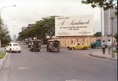 Landmark Makati City, Cool Photos, Interesting Photos, Evolution, Art Pieces, Street View, Photo And Video, History, Retro