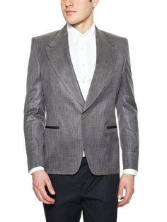 Solid Single-Button Blazer by Paul Smith on Gilt.com