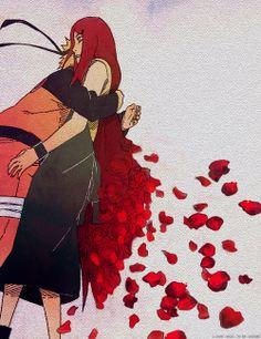 Naruto and Kushina*~* #Naruto