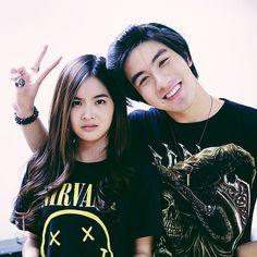 Mek and mild Ugly Duckling Series, U Prince Series, Nice Dream, Cute Young Girl, Thai Drama, Celebs, Celebrities, Handsome Boys, Korean Actors