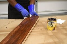 Make Your Own Floating Shelves With This Simple Technique : 8 Steps (with Pictures) - Instructables Minwax Gel Stain, How To Make Floating Shelves, Wood Molding, Crown Molding, Wood Shelves, Bamboo Cutting Board, Make Your Own, Wood Projects, New Homes